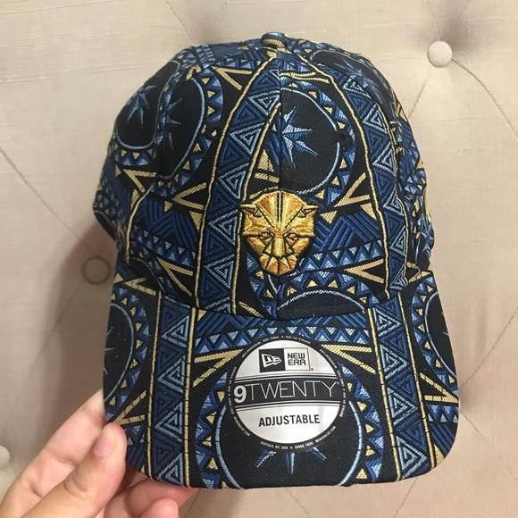 387669744 ... marvel black panther strapback hat. New Era.  M_5cffb4c9d948a1d2c864af40. M_5cffb4be8557afacd12d458c.  M_5cffb4b8bbf076cb6b675969